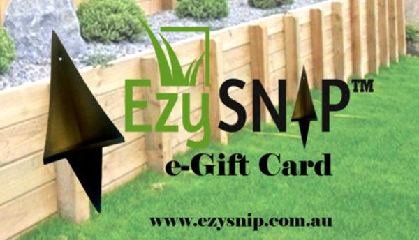 EzySNIP Gift Card
